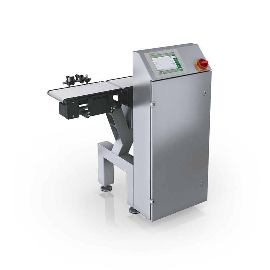 Checkweigher, Serie EC-E, WIPOTEC OCS